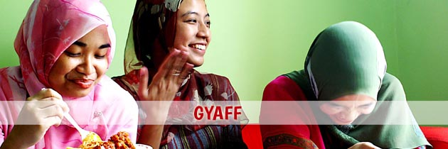 West Indian Word of the Week: GYAFF