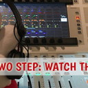 Today's Two Step: Watch the Stove
