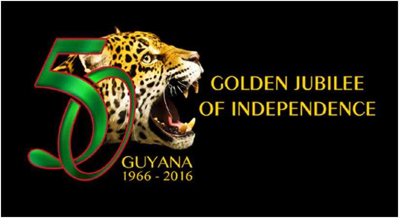 guyana-50th-logo