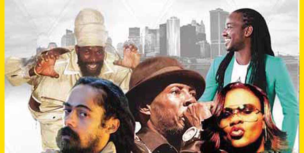Irie Jamboree, Reggae Night at The Barclays