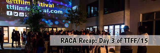 RACA Recap: Day 3 of the Trinidad & Tobago Film Festival